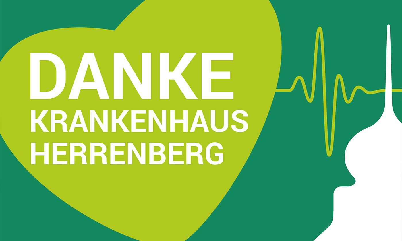 Danke Krankenhaus Herrenberg