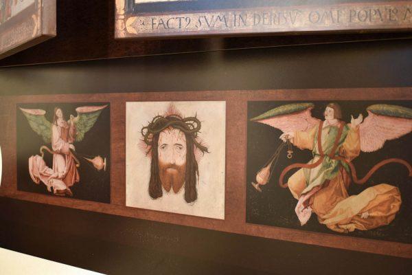 Altar Jerg Ratgeb Details